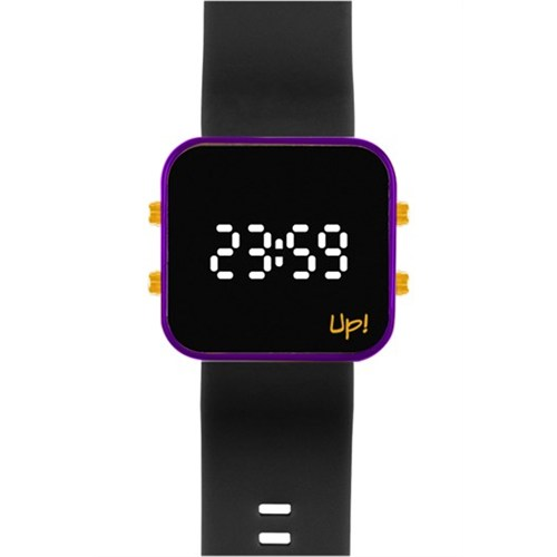 Up Watch Gpurple&Black Kol Saati
