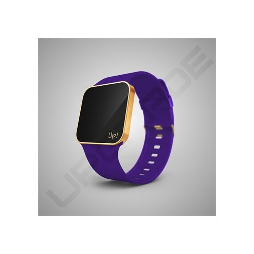 Upgrade Matte Gold & Purple Kol Saati