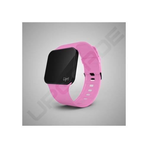 Upgrade Black & Pink Kol Saati