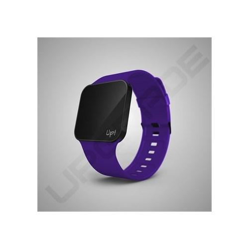 Upgrade Black & Purple Kol Saati