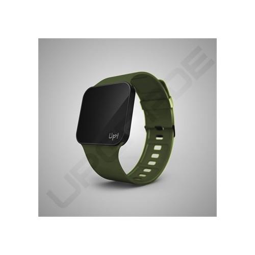 Upgrade Black & Green Kol Saati