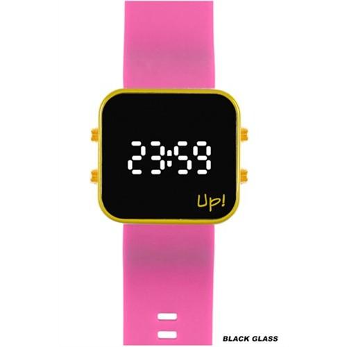 Upwatch Gyellow&Pink Kol Saati