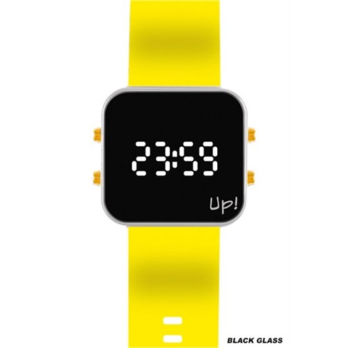 Upwatch Gwhite&Yellow Kol Saati