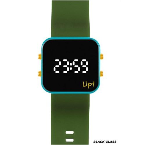 Upwatch Gturquoise&Green Kol Saati