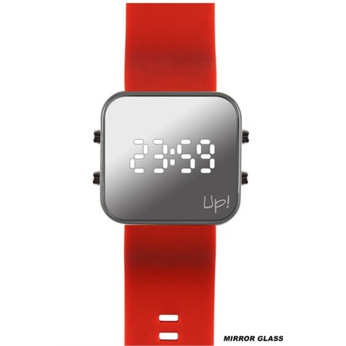 Upwatch Grey&Red Kol Saati