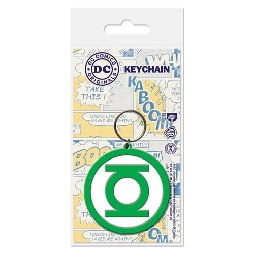 Pyramid International Anahtarlık Green Lantern Logo