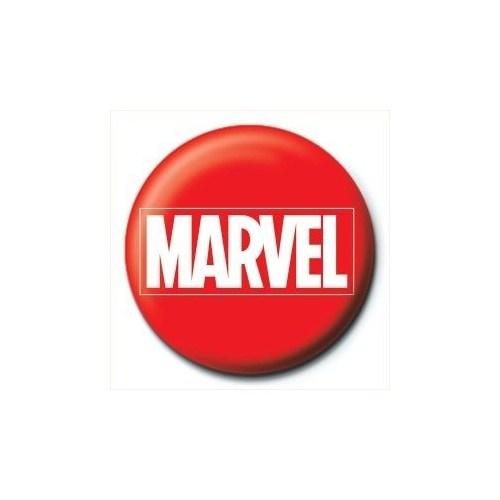 Pyramid International Rozet Marvel Logo