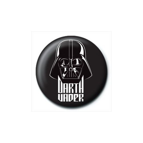 Pyramid International Rozet Star Wars Darth Vader Black