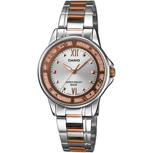 Casio Ltp-1391Rg-7Avdf Kadın Kol Saati