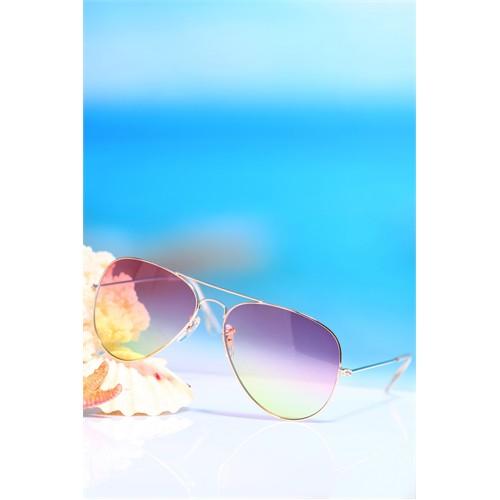 Aqua Di Polo 1987 Pld001 Kadın Uv400 Güneş Gözlüğü