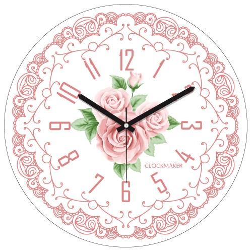 Clockmaker By Cadran 30X30 Mdf Duvar Saati Cmm127
