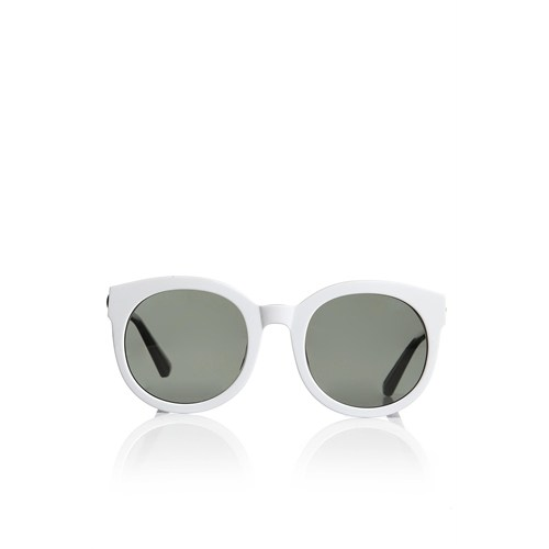 Tozlu Spektre Sp Medea Beyaz Bayan Güneş Gözlüğü 603040