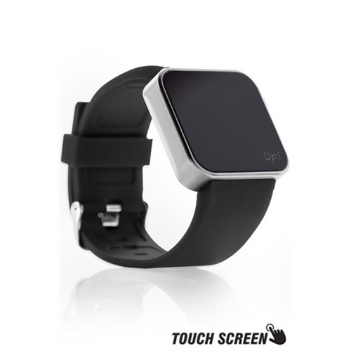 Upwatch Touch Screen Silver Kol Saati