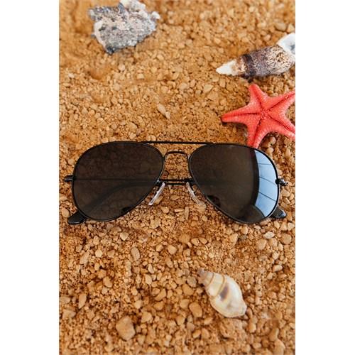 Morvizyon Clariss Marka Yeni Sezon Siyah Erkek Güneş Gözlüğü Modeli