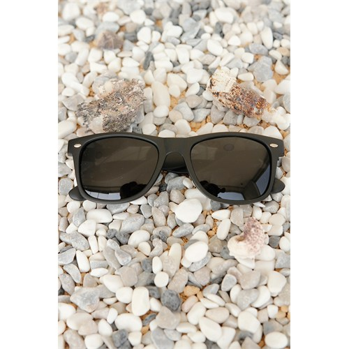 Morvizyon Clariss Marka Yeni Sezon Siyah Çerçeve Tasarımlı Unisex Güneş Gözlük Modeli
