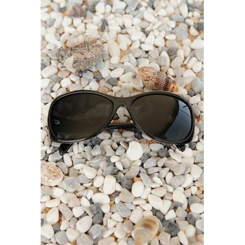 Morvizyon Clariss Marka Siyah Düz Tasarımlı Unisex Güneş Gözlük Modeli