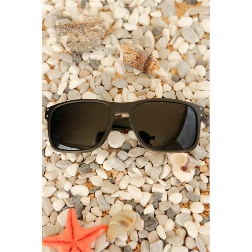 Morvizyon Clariss Marka Siyah Renk Tasarımlı Unisex Güneş Gözlük Modeli