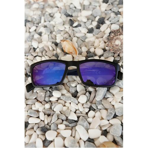 Morvizyon Clariss Marka Siyah Çerçeve Tasarımlı Mor Renkli Cam Bayan Güneş Gözlük Modeli