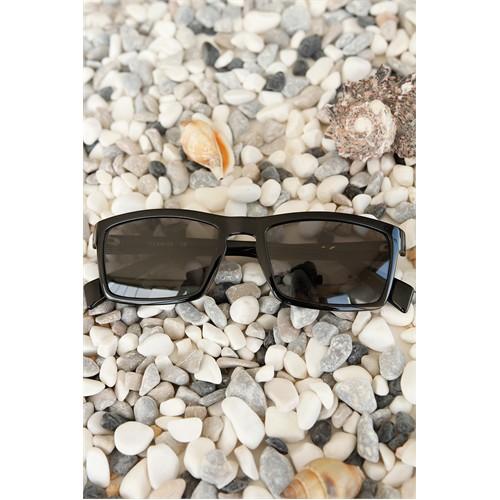 Morvizyon Clariss Marka Yeni Sezon Siyah Renk Tasarımlı Bayan Güneş Gözlük Modeli