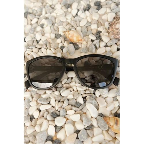 Morvizyon Clariss Marka Siyah Çerçeve Tasarımlı Şık Bayan Güneş Gözlük Modeli