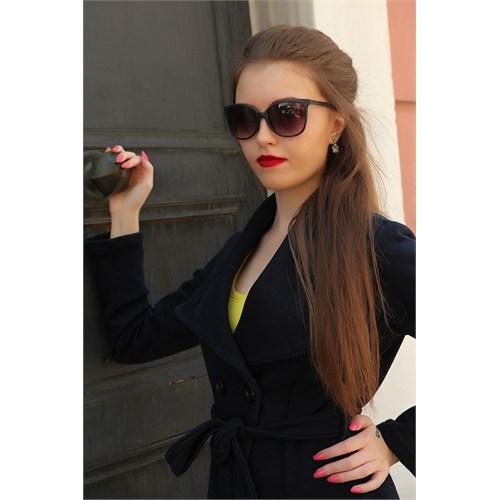 Morvizyon Clariss Marka Siyah Şık Tasarımlı Bayan Gözlük