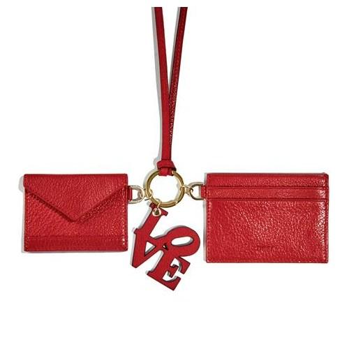 Desa Kadın Anahtarlık Kırmızı 5417