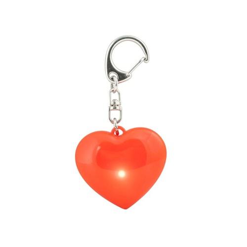 Anahtarlık Led Işıklı Kalp