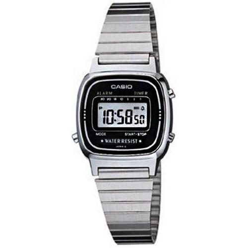 Casio LA670WA-1DF Kadın Kol Saati
