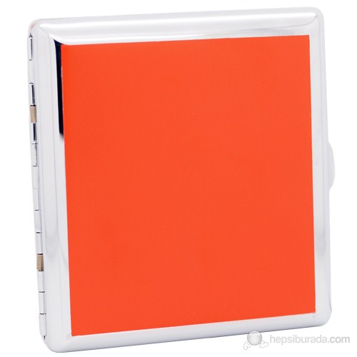 Lüx Metal Sigara Tabakası Orange Matte 9ac721
