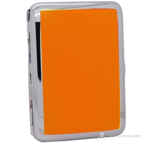 Lüx Metal Sigara Tabakası Orange Matte 9ac761