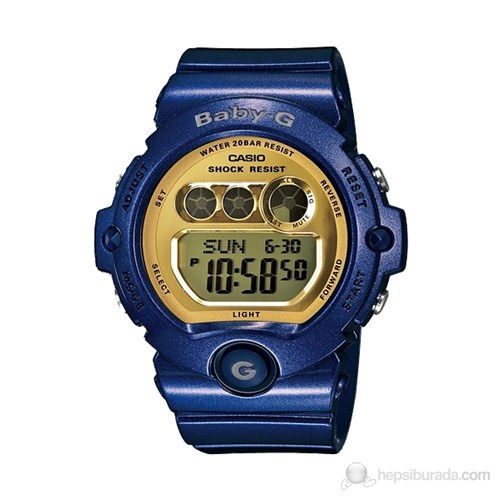 Casio BG-6900-2DR Kadın Kol Saati