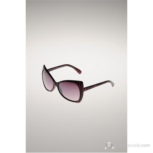 Y-London YL12 124 BORDO Kadın Güneş Gözlüğü