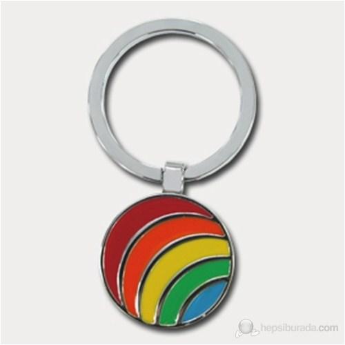 Nektar Nekj03-601 Rengarenk Metal Anahtarlık