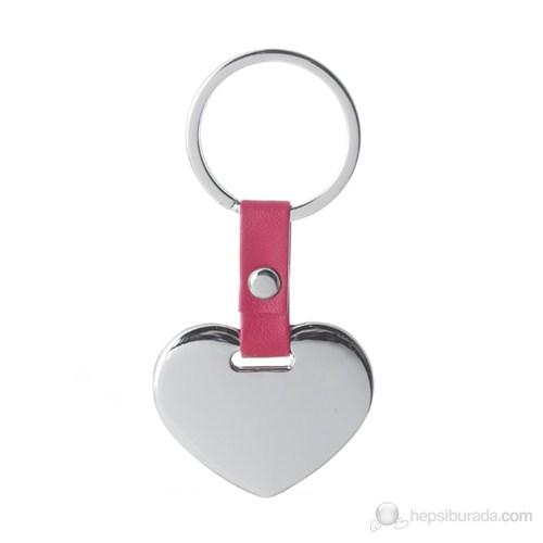 Nektar W1104246 Kalpli Anahtarlık Kırmızı Derili