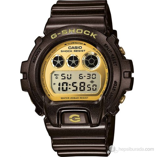 Casio DW-6900BR-5DR Erkek Kol Saati