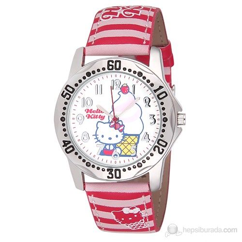Hello Kitty HK-187 Çocuk Kol Saati