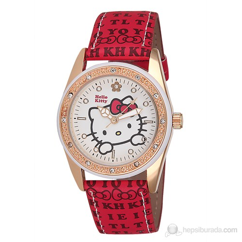 Hello Kitty HK-155 Çocuk Kol Saati