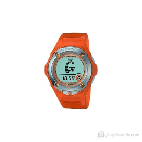 Casio Bg-176Pp-4Bvdr Kadın Kol Saati