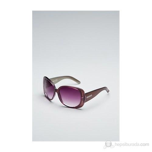 Y-London YL12-115 MOR Kadın Güneş Gözlüğü