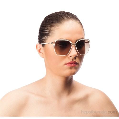 Vernissage Vm10262wht Uv Korumalı Kadın Güneş Gözlüğü