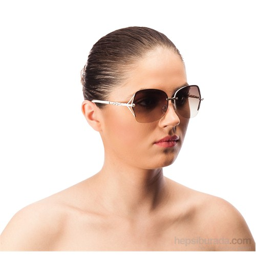 Vernissage Vm10312gry Uv Korumalı Kadın Güneş Gözlüğü