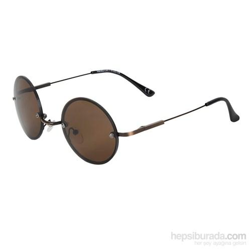 Vernissage Vm1021brwn Unisex Güneş Gözlüğü