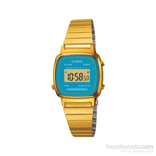 Casio La670wga-2Df Kadın Kol Saati