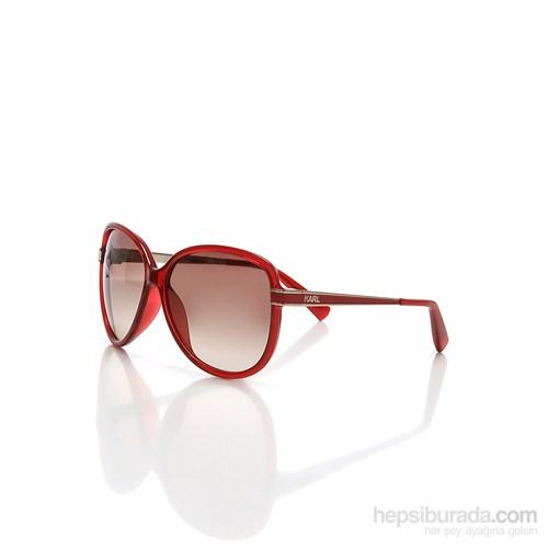 Karl Lagerfeld KL 6003 015 Kadın Güneş Gözlüğü