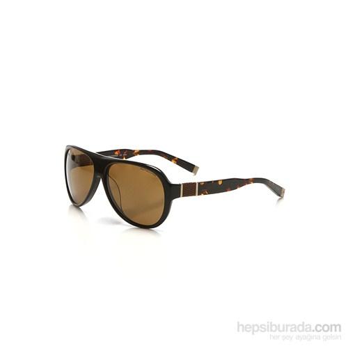 Trussardi TRS 129 00 H BR Erkek Güneş Gözlüğü