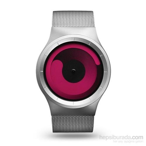 Ziiiro Mercury Chrome-Magenta Unisex Kol Saati