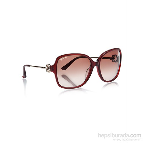 Salvatore Ferragamo Sf 671Sr 613 Kadın Güneş Gözlüğü