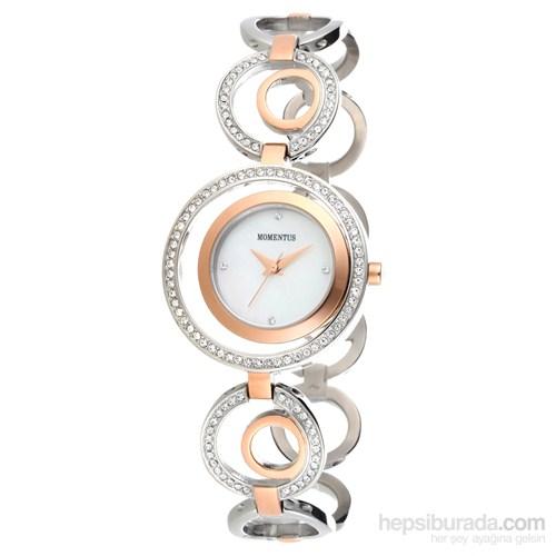 Momentus Fj185t-09Sr Kadın Kol Saati