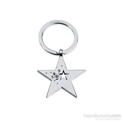 Troika Kr7-31/Ch Yıldızlı Anahtarlık
