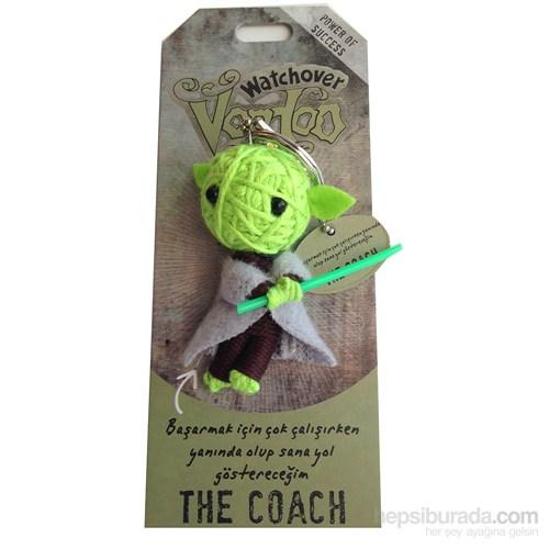 Voodoo The Coach Anahtarlık